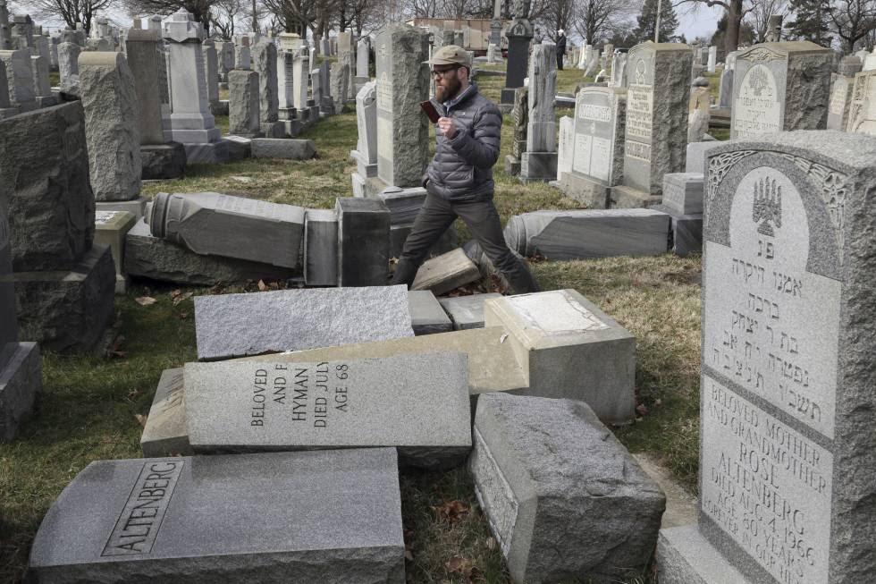 EUA enfrentam onda de antissemitismo