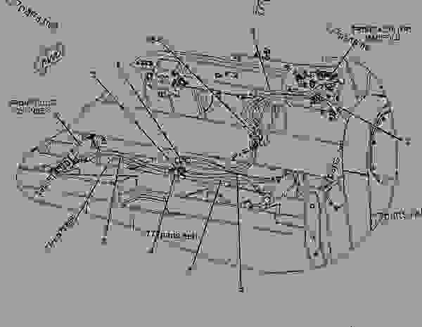 Cat C15 Oil Pan Torque Sequence