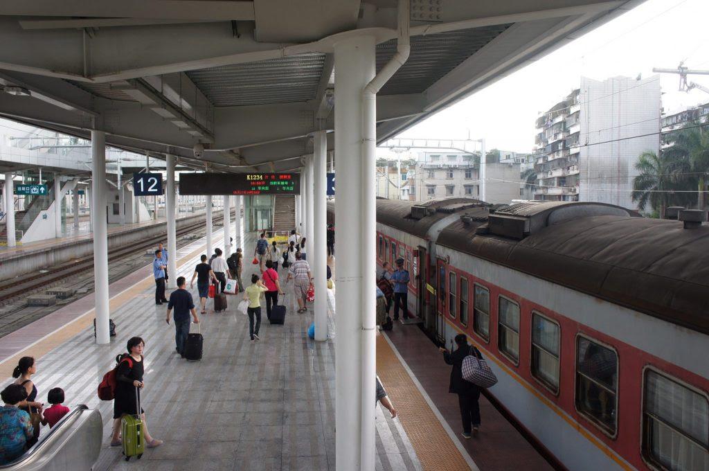 南寧火車站