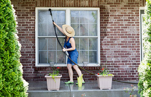 10 Tips for Spring Cleaning and Energy Savings