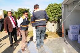 Un mes sin agua potable  llevan en Pampa Redonda