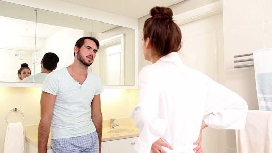 Do You & Your Partner Find Yourselves Arguing Over Bathroom Habits?