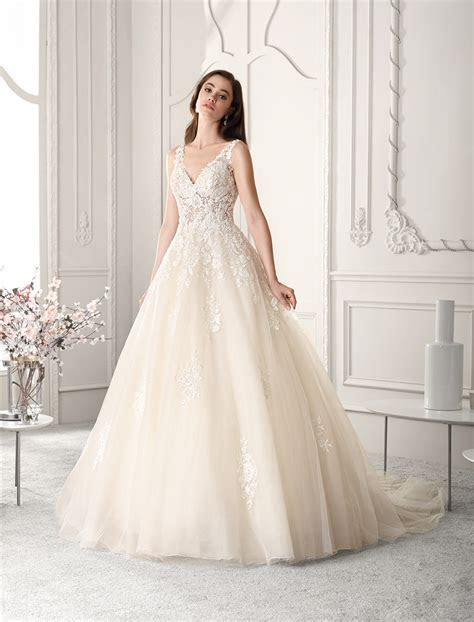 Demetrios   Wedding Dress Style 813