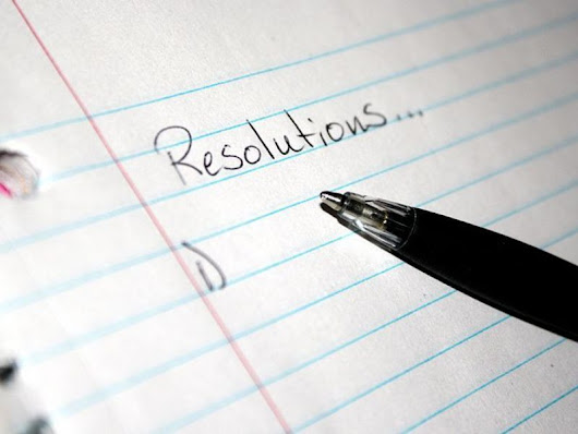 What's the Top New Year's Resolution for 2017?