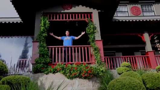 Video: Chael Sonnen gives tour of insane Sao Paulo crib while filming TUF: 'Brazil 3'