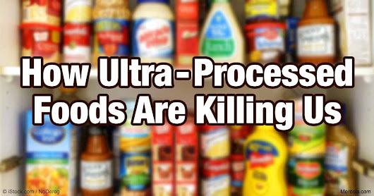 The Dangers of Processed Junk Foods to Your Body