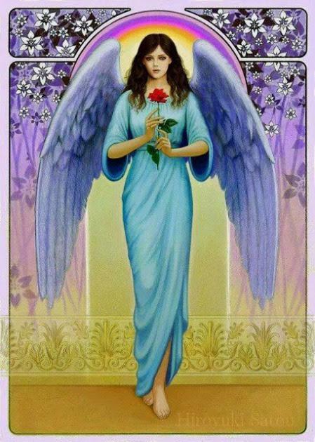 Estos Son Los ángeles Y Arcángeles Que Rigen Tu Signo Zodiacal