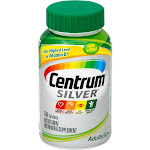 Centrum Silver Multivitamin/Multimineral Supplement, Adults 50+ - 150 tablets
