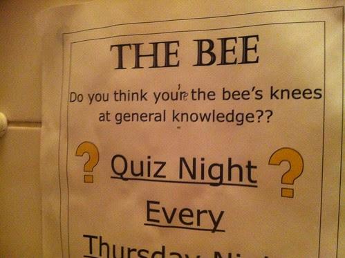 Pub Quiz Worries by edwbaker