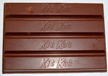 Original flavor KitKat purchased in Atlanta, G...