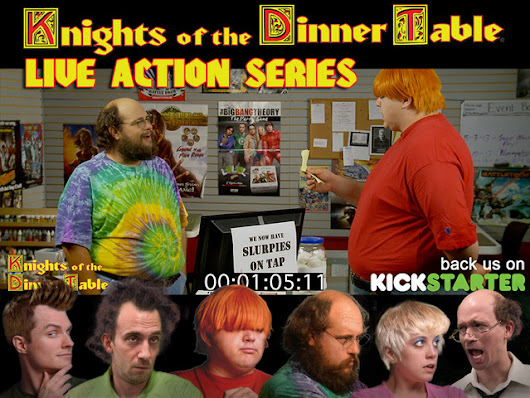 Knights of the Dinner Table: Live Action Series (KODT: LAS)
