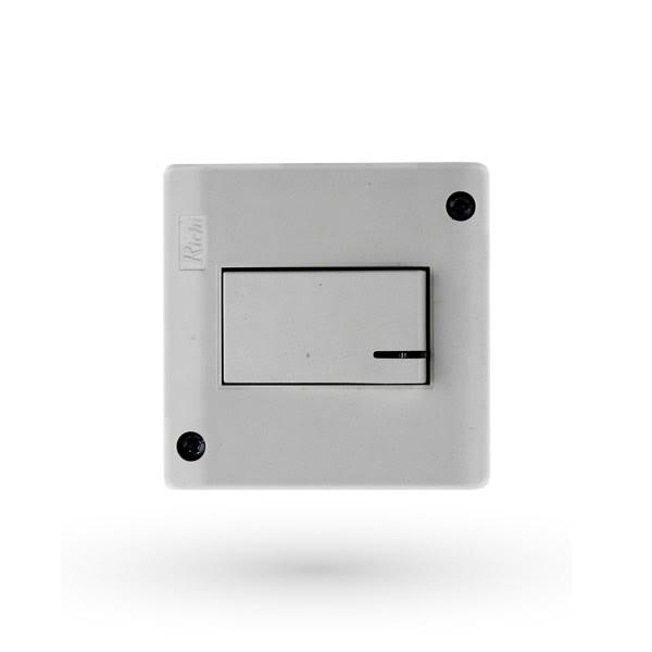 Interruptor unipolar 16AX 1 M³dulo