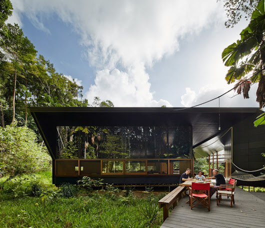 Cape Tribulation House by m3architecture | Detached houses