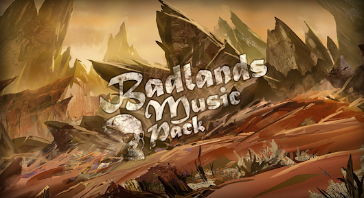 Badlands Music Pack 1 by Michael La Manna in music,On Sale - UE4 Marketplace