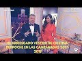 El arriesgado vestido de Cristina Pedroche en las campanadas 2017-2018