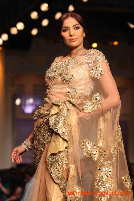 Indian-Pakistani Bridal Wedding Dresses 2013-Bridal Saree ...
