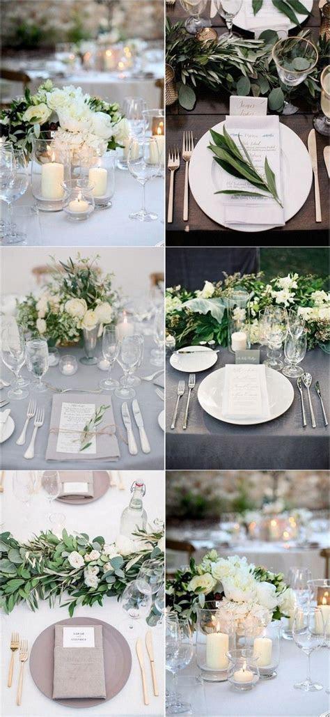 12 Super Elegant Wedding Table Setting Ideas   Wedding