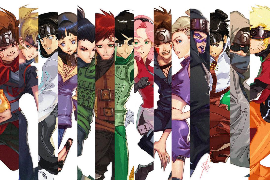 NARUTO  Naruto Shippuuden Photo 33494596  Fanpop