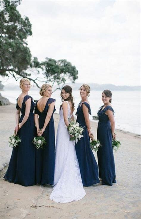 Trending 30 Navy Blue and Greenery Wedding Ideas for 2020