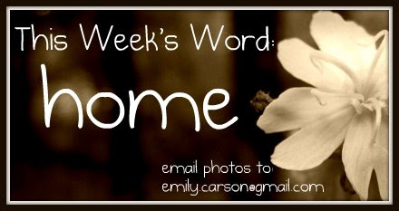 This week, Home