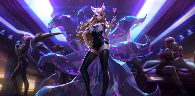 Kda Wallpaper
