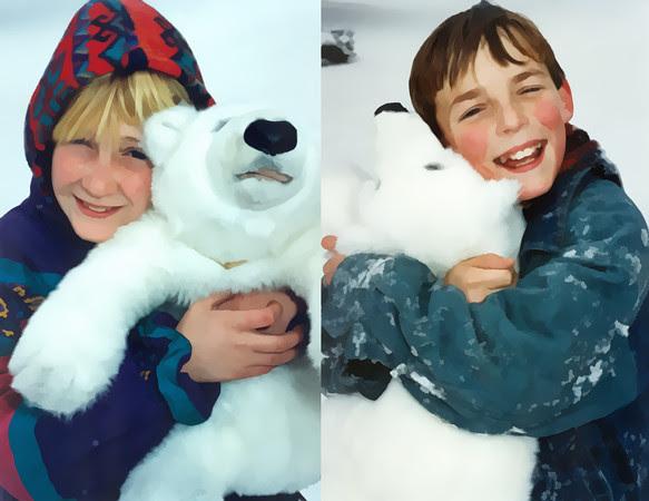 Snow and Klondike