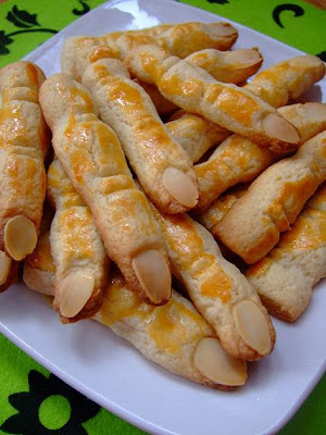 parmak kurabiye-finger plaetzchen
