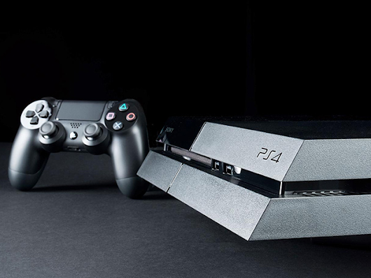 Stunt On Your Friends With a Brand New PS4 Console