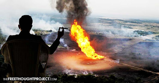 BREAKING: Oil Company Openly States They Will Defy Army Corps Order in Standing Rock