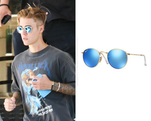 blue raybans 18di  ray ban round flash lenses ebay