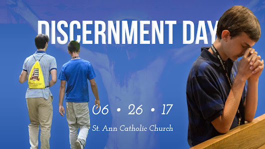 Discernment Day | Diocese of Charlotte
