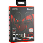 Sentry BT990 Sport Pro Bluetooth Earbuds - Stereo - Black