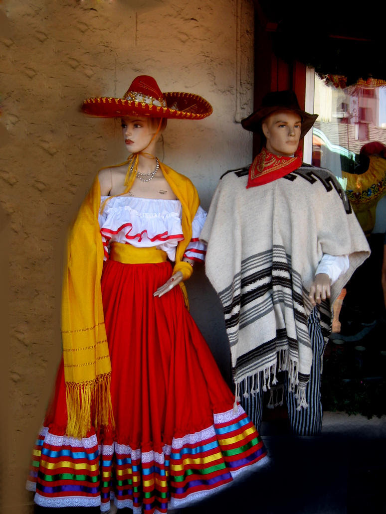 traditional mexican clothingritaflowers on deviantart