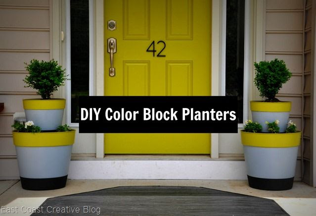 Planters for front steps or deck