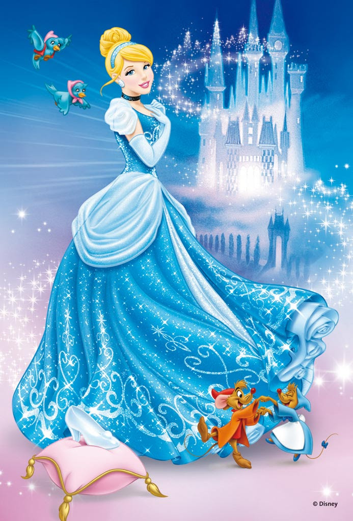 Cinderella - Disney Princess Photo (34241666) - Fanpop