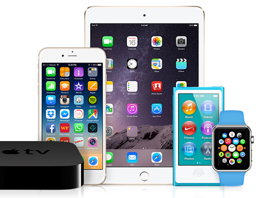 One Lucky Winner Will Choose Any Apple Product They Want....Up to $700!