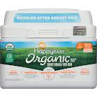 Happy Baby Organic Infant Formula with Iron, Milk Based Powder, Stage 1 - 21 oz pack
