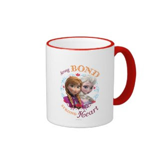 Strong Bond, Strong Heart Coffee Mug