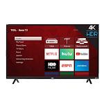 TCL 43S425 43 in. 4K Smart LED Roku TV