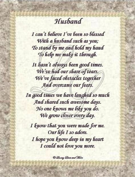 Anniversary Poems on Pinterest   Parents Anniversary