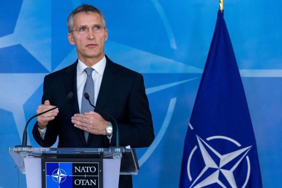 Stoltenberg (ΝΑΤΟ): Στις 6 Φεβρουαρίου γράφουμε ιστορία - Υπογράφουμε το πρωτόκολλο  ένταξης της Βόρειας Μακεδονίας στη Συμμαχία