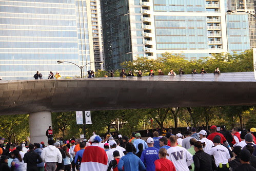 10.11.2009 Chicago Marathon 2009