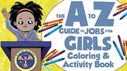 P is for President Coloring and Activity Book