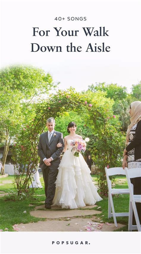 Wedding Processional Songs   POPSUGAR Entertainment