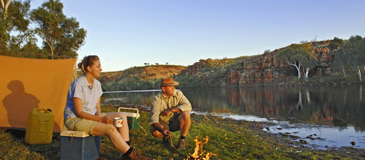 Where To Go For Wild Camping In Australia?