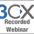 3CX Webinar on Hosting a Web Meeting