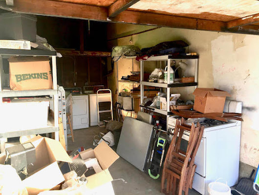 Declutter Your Garage Forever! : HomeJelly