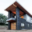 Cabin Studio Shipping Container Home