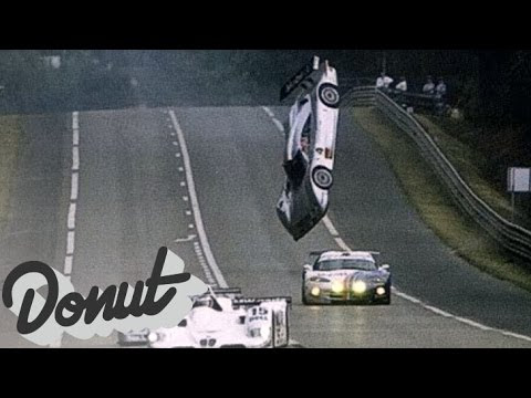 How Flying Race Cars Helped Make Motorsport Safer - Video - Our Ride Life