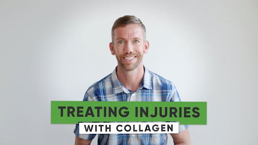Treating Injuries with Collagen - SoleFit
